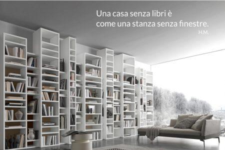 Libreria in casa