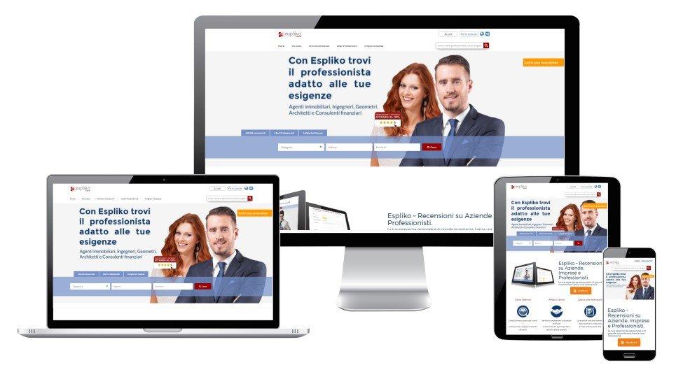 responsive site espliko